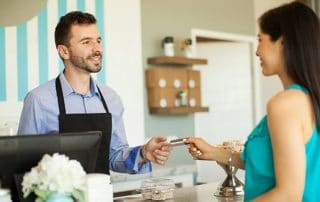 Restaurant Customer Service at the POS