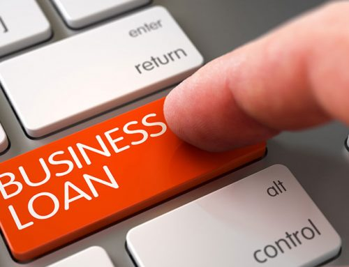 How to Get a Business Loan with Bad Credit [Infographic]