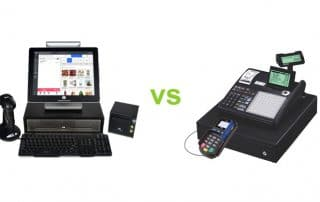 POS Systems vs Cash Registers