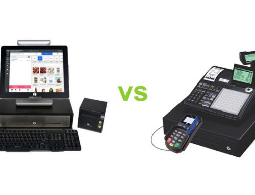 Point of Sale (POS) Systems vs. Cash Registers