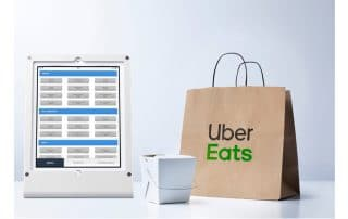 Koomi POS and Uber Eats News
