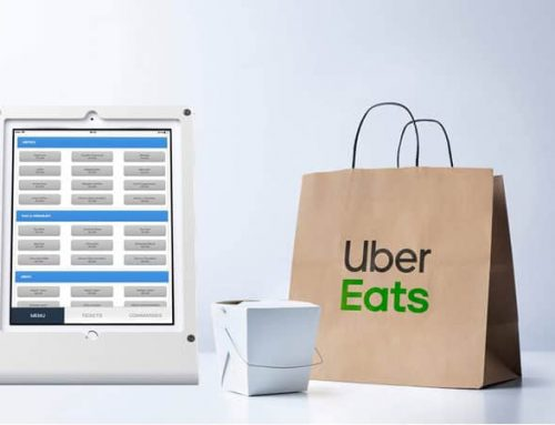 KOOMI Offers 1st Direct POS Integration with Uber Eats for QSR's