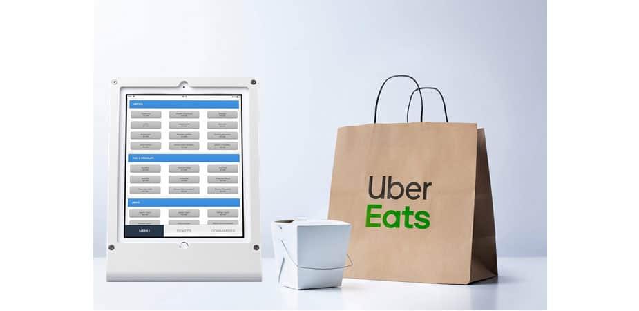 Koomi POS and Uber Eats News