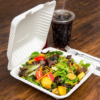 Eco-Friendly Take-Out Container