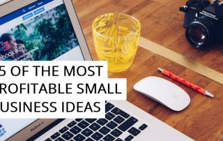 Most Profitable Small Business Ideas List