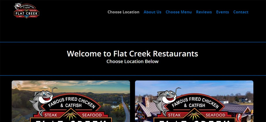 Flat Creek Restaurants Missouri