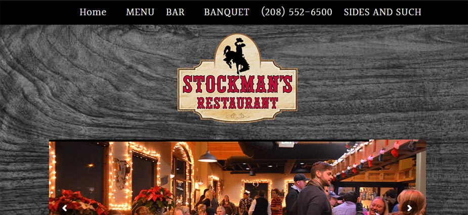 Stockmans Restaurant Idaho Falls