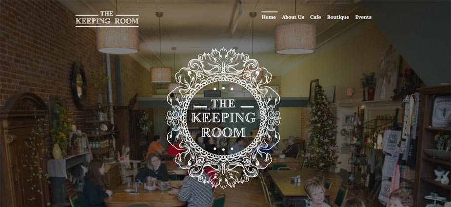 The Keeping Room Restaurant and Cafe Site- Nebraska