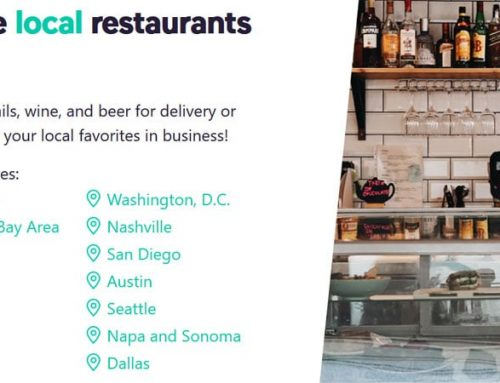 Takeout Covid – A Map of Open Restaurants Near You